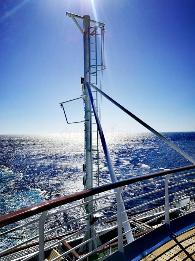 R&O κρουαζιέρα & ωκεανός στοκ εικόνες