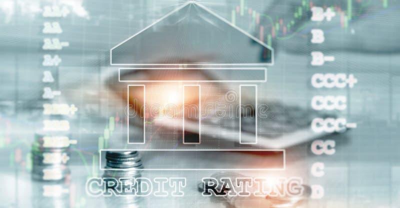 R?PUTATION DE SOLVABILIT? Finances, op?rations bancaires capitales et concept d'investissement photos stock