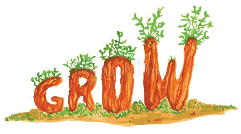 Download R słowo sztukę ilustracji. Ilustracja złożonej z lato - 57652848