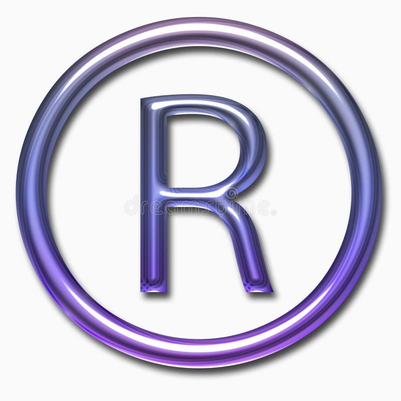 Download R symbol stock illustration. Illustration of sign, license - 6453800