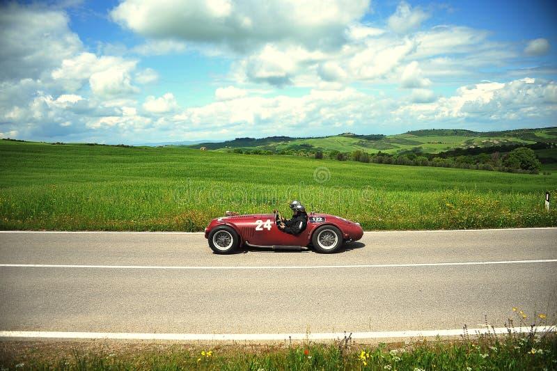 Raça de Mille Miglia 2010 fotografia de stock