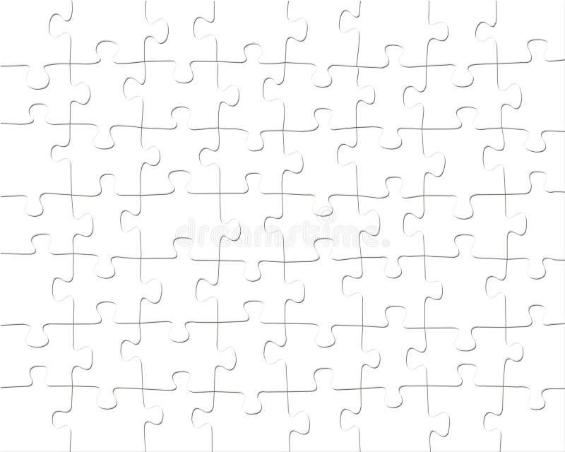 Raadsel vector illustratie