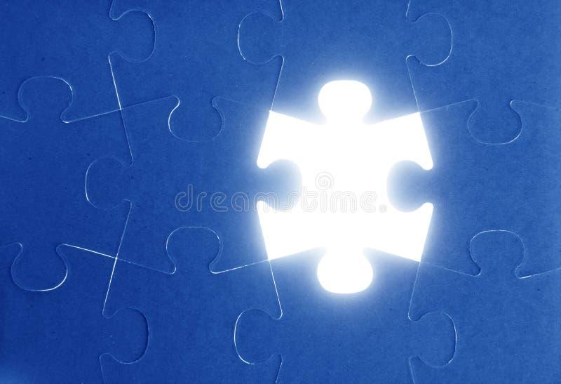 Download Raadsel, Communicatie Groepswerkmetafoor Stock Afbeelding - Afbeelding: 8827117