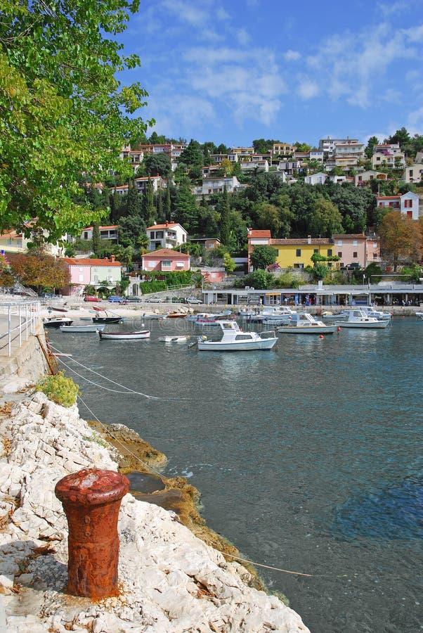 Download Rabac,Istria,Croatia stock photo. Image of center, landscape - 22918084