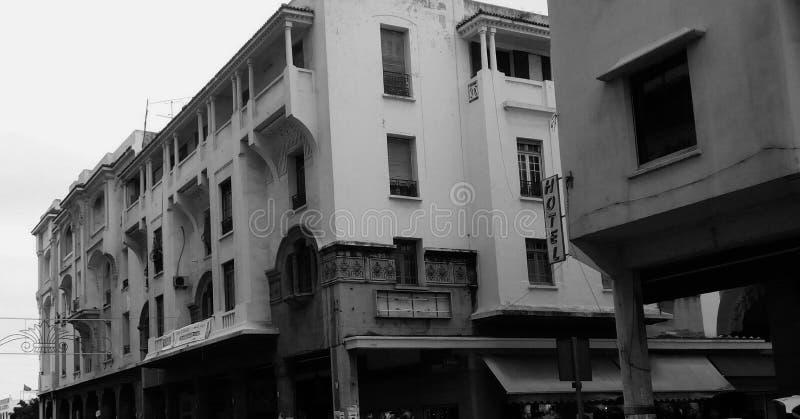 Rabat à la maison étonnant Maroc image stock