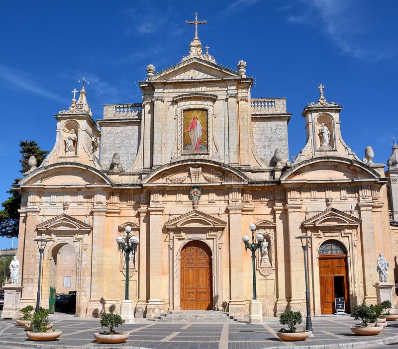 Rabat, Malta stock foto