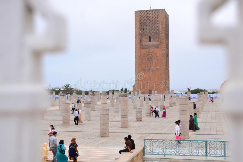Rabat , Maroc royalty free stock photography