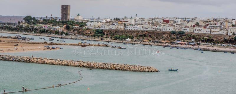 Rabat Marocco immagini stock libere da diritti