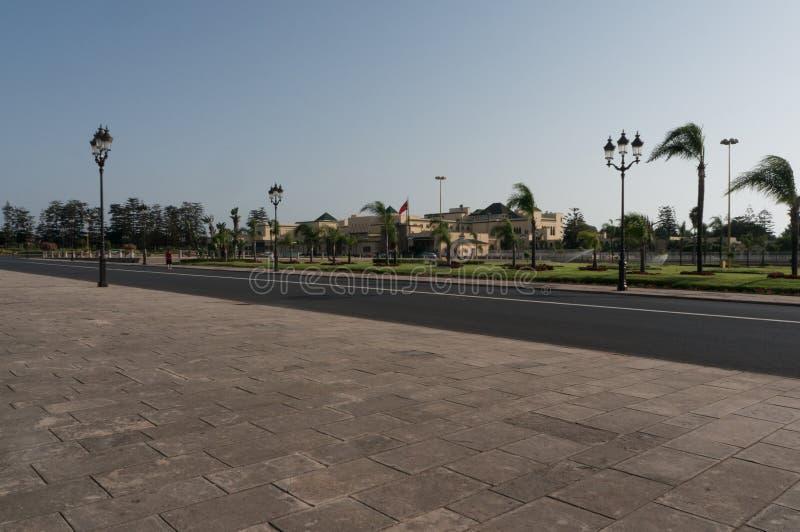 Rabat Marocco fotografie stock