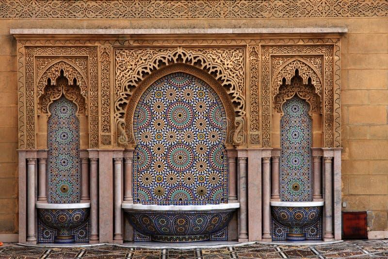 Rabat, Marokko stock afbeelding