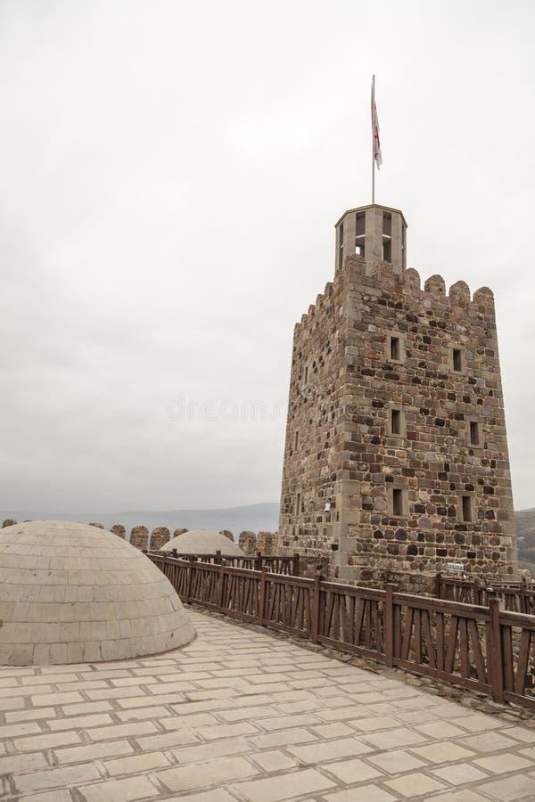 Rabati Castle in Akhaltsikhe, Georgia. royalty free stock photo