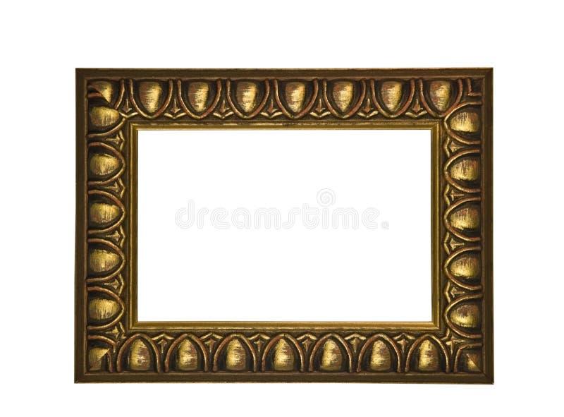 rabatowa dekoracyjna rama zdjęcie royalty free