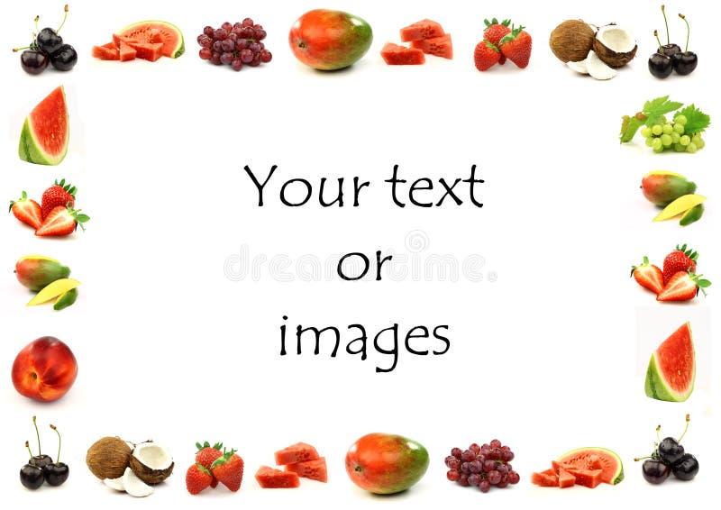rabatowa owoc obrazy royalty free