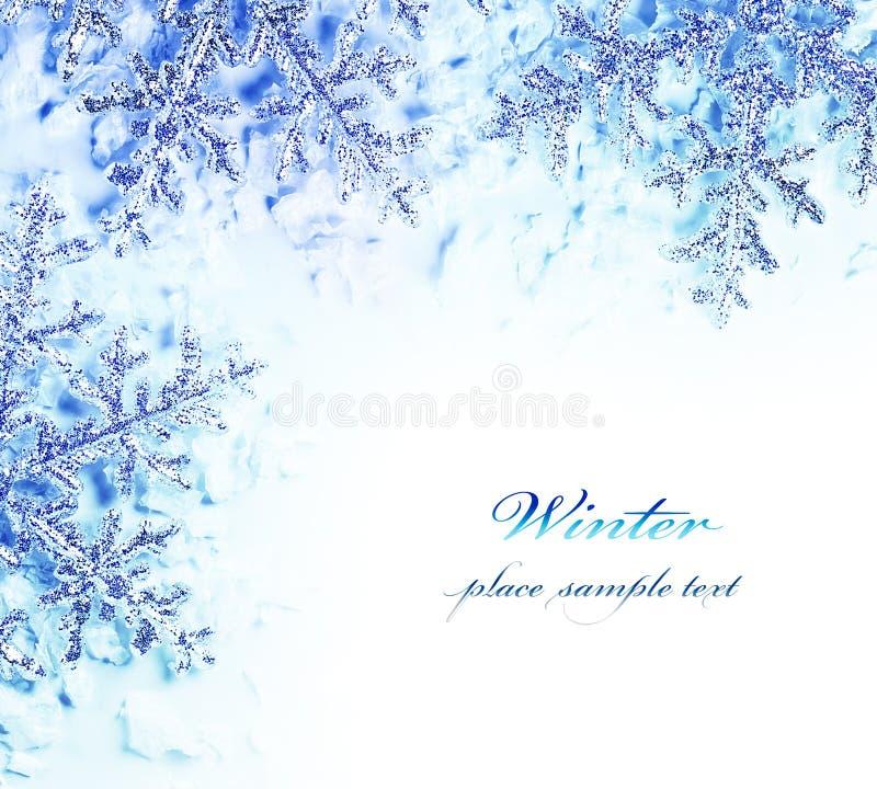 rabatowy dekoracyjny płatek śniegu zdjęcia stock