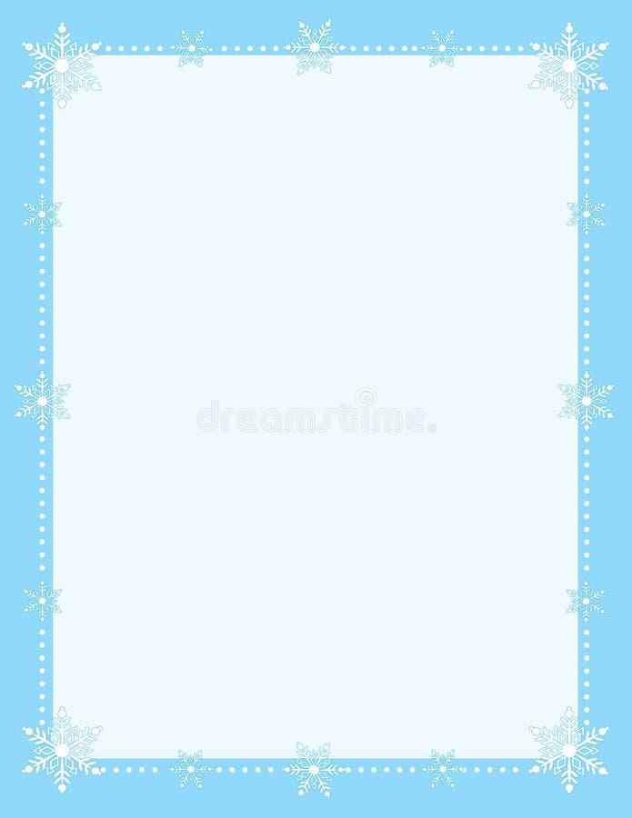 rabatowy płatek śniegu royalty ilustracja