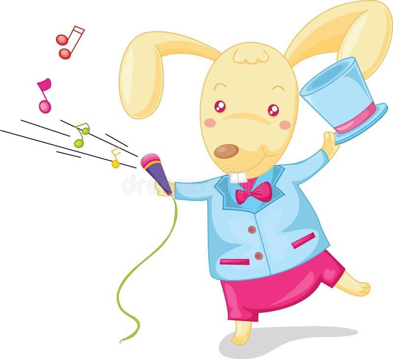 Download Rabbit stock vector. Illustration of drawing, single - 10014592
