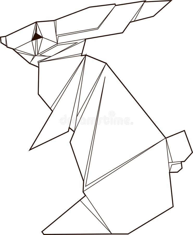 origami instructions | advanced origami bunny (mit Bildern ... | 900x741