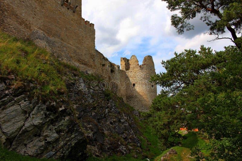Rabi Castle lizenzfreies stockfoto