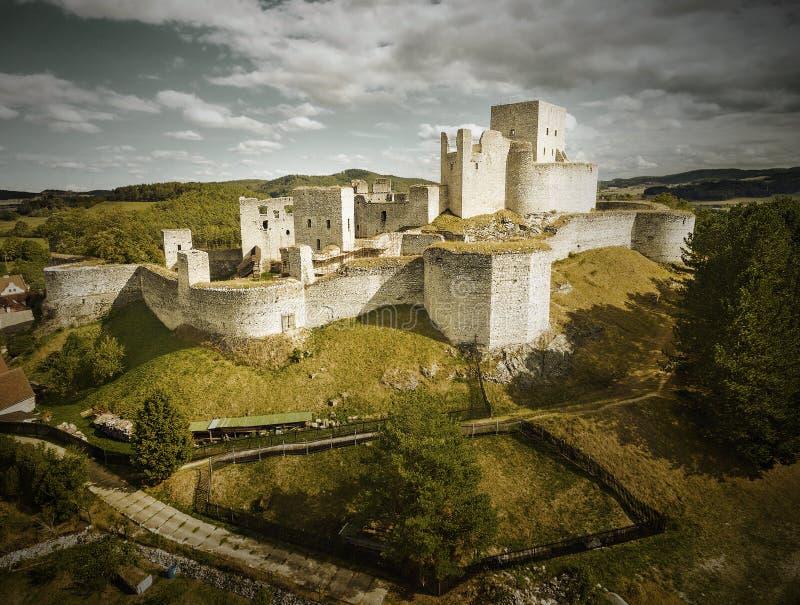 Rabi Castle photo stock