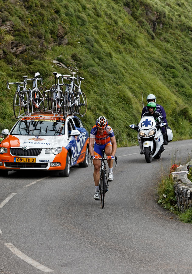 Rabobank Team Editorial Image