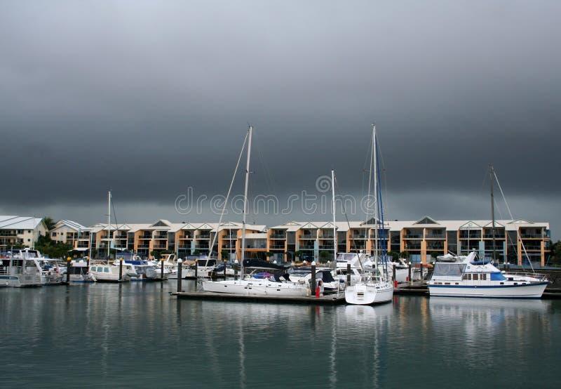 Raby Schacht-Jachthafen lizenzfreies stockfoto