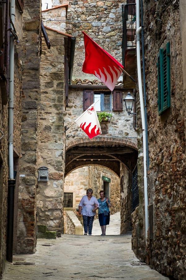 Raccatederighi Grosseto, Tuscany - Italien royaltyfria foton