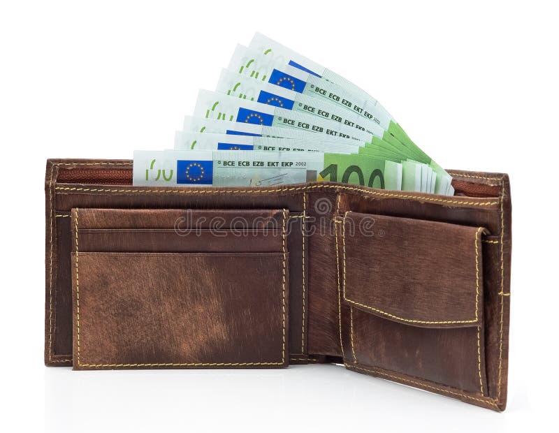 Download Raccoglitore e soldi fotografia stock. Immagine di raccoglitore - 7303194