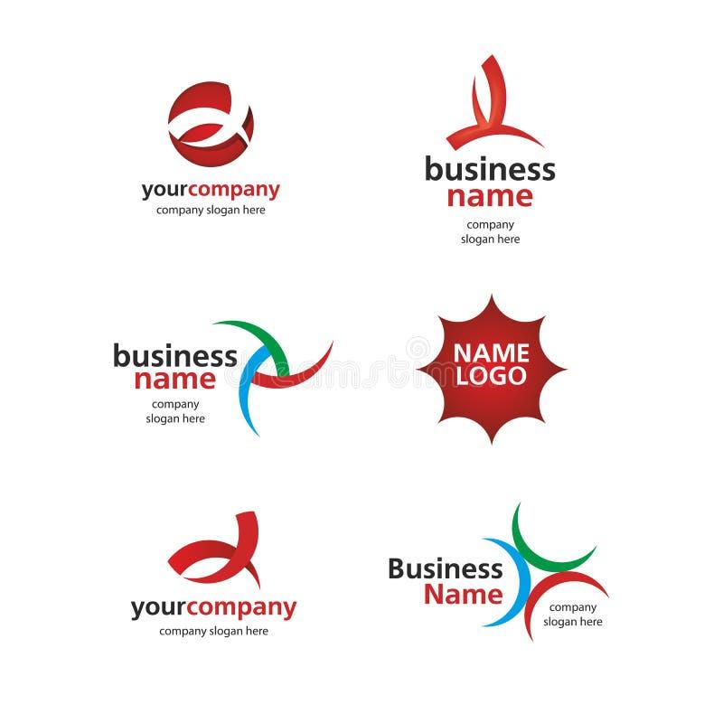 Logo delle linee illustrazione di stock