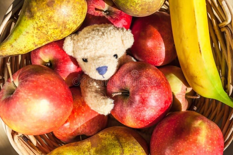 Raccomandazione dolce della frutta fresca fotografie stock