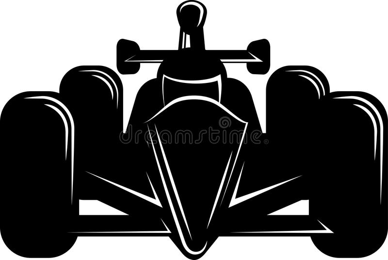 Download Race Car stock vector. Image of racing, insignia, competition - 41202819