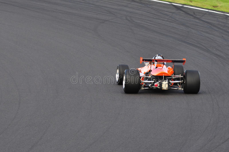Download Race Car On Track Royalty Free Stock Photo - Image: 27108445