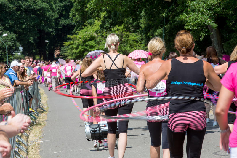Race For Life Editorial Image
