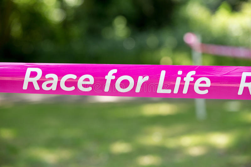 Download Race for Life editorial stock image. Image of fight, healthy - 32267399