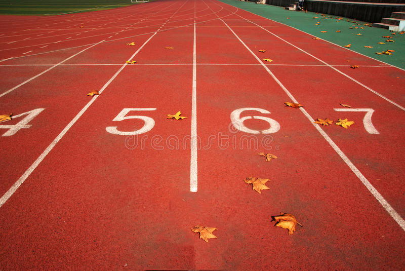 Download Race track stock photo. Image of outdoor, athletic, line - 17313896