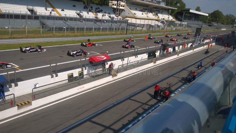 Race Track, Car, Racing, Sport Venue stock photo