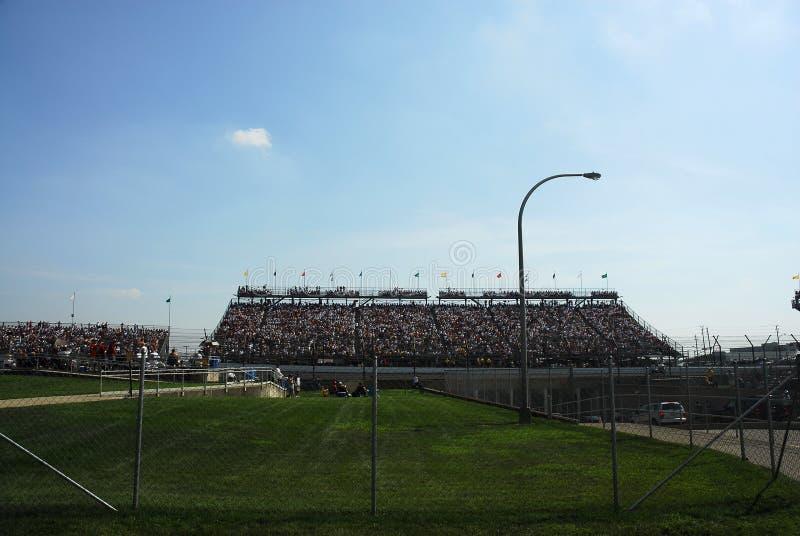 Raceday fotografia de stock