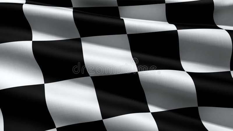 Download Raceflagga stock illustrationer. Illustration av tävlings - 27287533