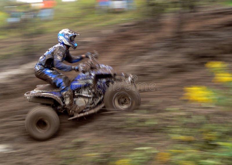 racer atv fotografia royalty free