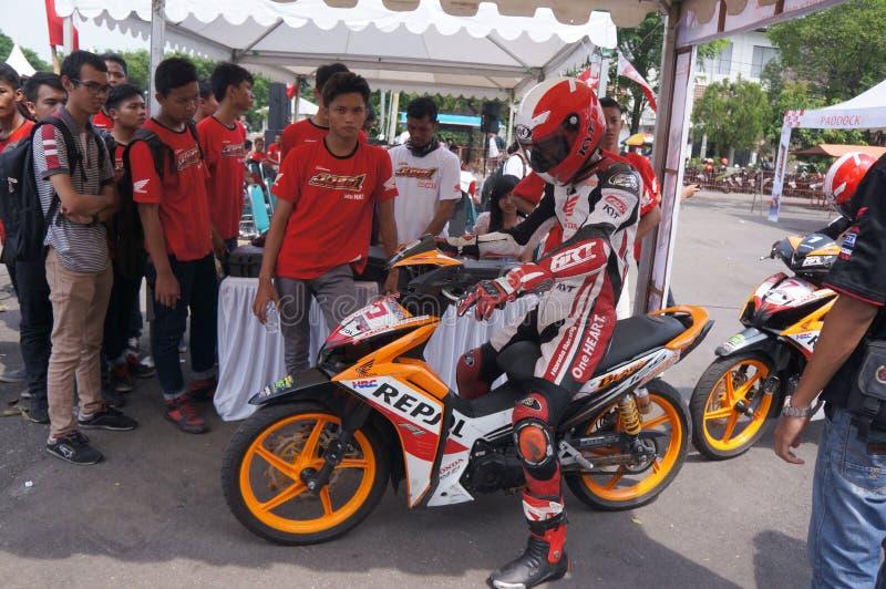 racers arkivfoto