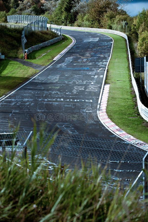 racetrack στοκ εικόνες με δικαίωμα ελεύθερης χρήσης