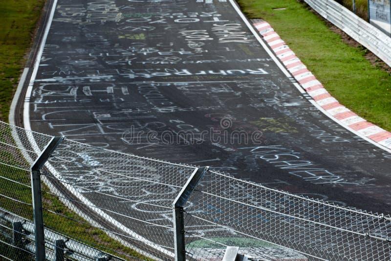 racetrack στοκ φωτογραφίες