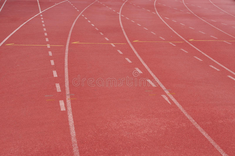 Download Racetrack stock photo. Image of athletic, empty, color - 26731864