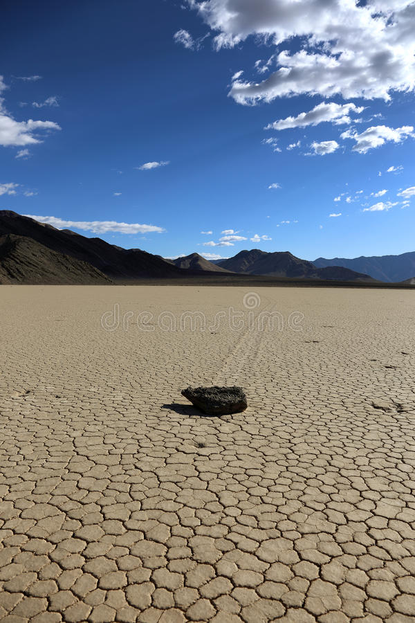 Download Racetrack Playa stock photo. Image of death, america - 38963280