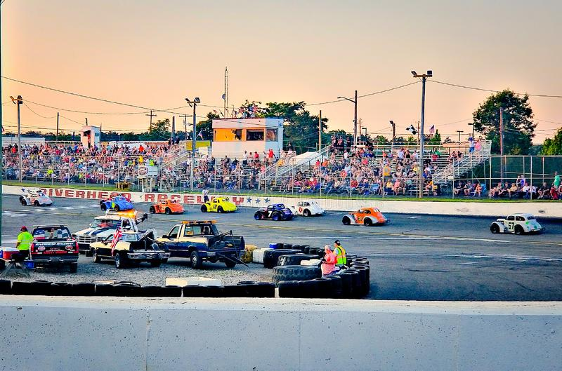 Raceway royalty free stock photography