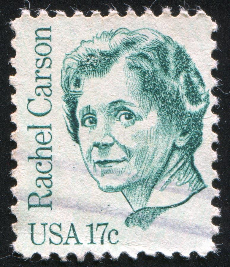 Rachel Carson foto de stock