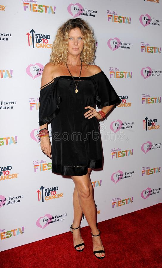 Rachel Hunter. At the Farrah Fawcett Foundation`s Tex-Mex Fiesta held at the Wallis Annenberg Center in Beverly Hills, USA on September 6, 2019 stock photos