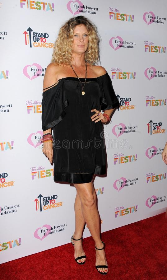 Rachel Hunter. At the Farrah Fawcett Foundation`s Tex-Mex Fiesta held at the Wallis Annenberg Center in Beverly Hills, USA on September 6, 2019 royalty free stock images