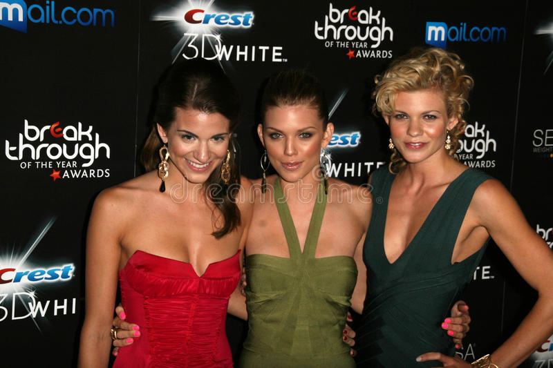 Download Rachel McCord, AnnaLynne McCord And Angel McCord At The Breakthrough Of The Year Awards,  Pacific Design Center, West Hollywood, C Editorial Stock Photo - Image: 24569998