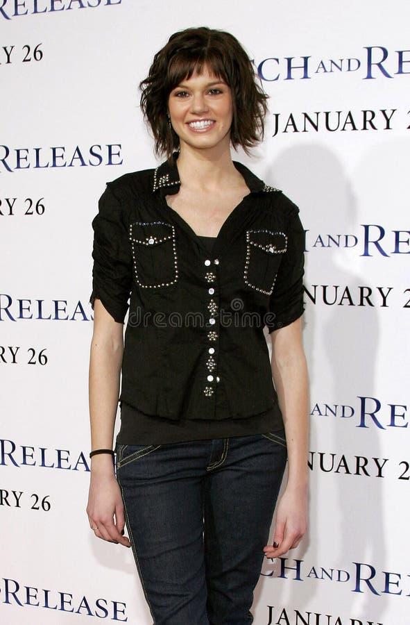Rachel Melvin royalty-vrije stock foto