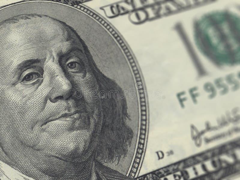 rachunku dolar sto obraz royalty free